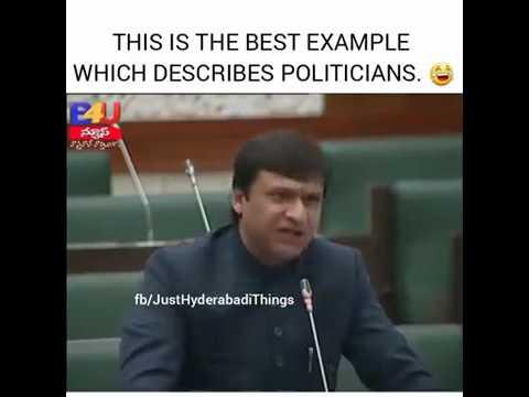 Excellect speech by Indian Muslim Parliamentarian Asaduddin Owaisi