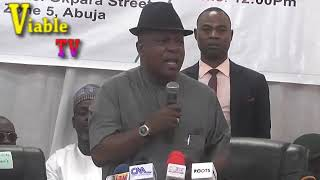 Hard Talk : Secondus Blows Hot, Warns Buhari, APC on Supplementary Elections