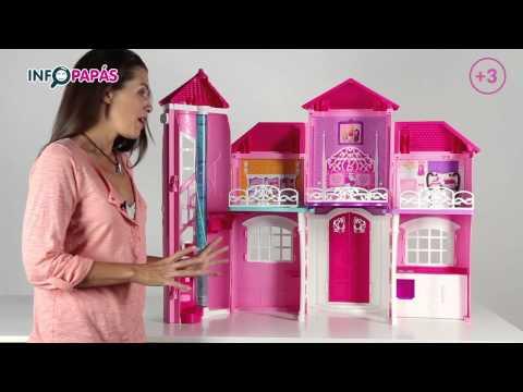 Barbie Mansión de Malibu