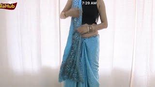 How To Wear Saree Beautifully | Saree (sari blouse) Draping Ideas