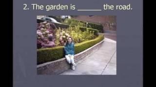 Lesson 3b - Prepositions - English Grammar