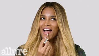Ciara Shows Us What's Inside Her Beauty Bag | Allure