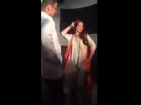 Sonali Bendre Dancing