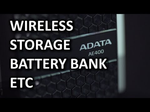 Xxx Mp4 ADATA Dash Drive AE400 Wireless USB Card Reader And Portable Battery Bank Unboxing Overview 3gp Sex