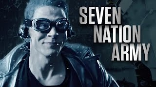 COMIC FILMS || Seven Nation Army (collab w/ djcprod)