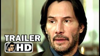 SIBERIA Official Trailer (2018) Keanu Reeves Action Movie HD