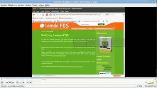 Ubuntu Basics LEMON POINT OF SALE 1 INSTALLATION
