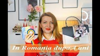 In Romania dupa 4 ani + HAUL