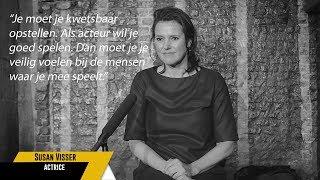 Shortalkz Susan Visser