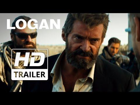 watch Logan   Official HD Trailer #1   2017   UK
