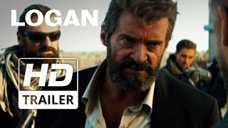 Logan | Official HD Trailer #1 | 2017 | UK