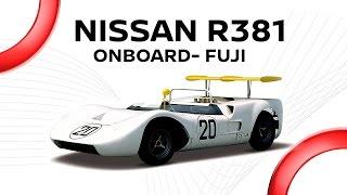 Download Nissan R381 'Monster Bird'(1968) :Onboard @ Fuji 3Gp Mp4