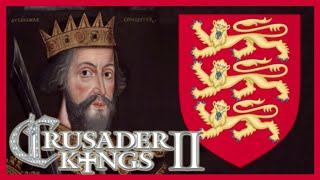 Crusader Kings II William The Conqueror #5 - Wales Invasion
