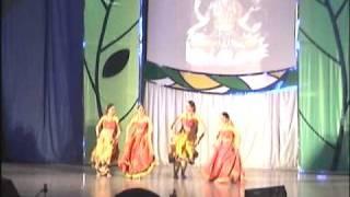 2007 03 04 - holi mela - 3 - 5 - saraswati (moscow) - dho bajne lagaa