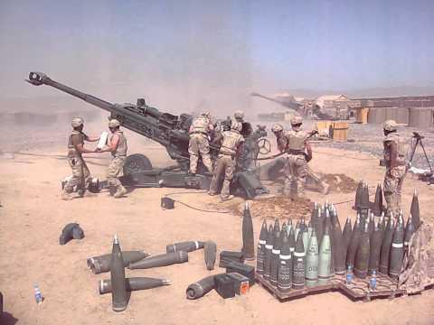 Canadian M777 FFE