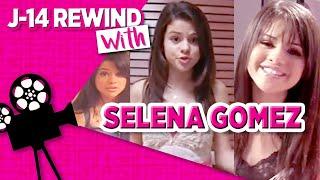 Selena Gomez Talks Demi Lovato & Taylor Swift Friendship   J14 Rewind