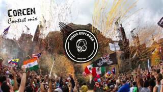 Progressive House & Electro House 2016  | Corcen Contest mix
