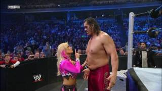 The Great Khali & Matt Hardy vs. The Hart Dynasty