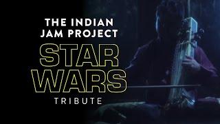Star Wars Music (Indian Version)| Tushar Lall (TIJP)
