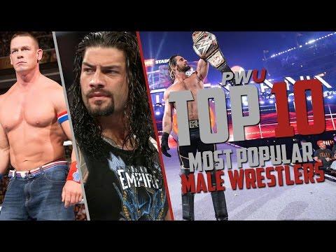 PWU TOP 10 Most Popular/Favorite Male Wrestlers
