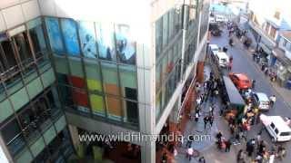 Millennium centre: Major shopping complex in Aizawl