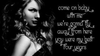 Taylor Swift - Ronan with lyrics.