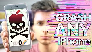 This Text Will CRASH ANY iPhone! 🏳️‍0🌈