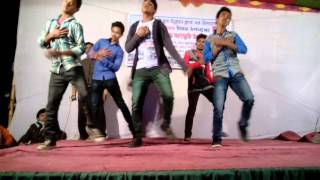 Partho 7 Rong dance grup   song by Jala diwona