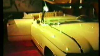 Elvis Presley's  solid gold cadillac  1960 series 75 Fleetwood Limousine
