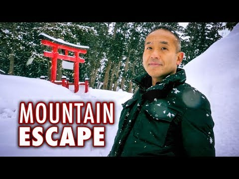 Escaping to a Secluded Japanese Mountain