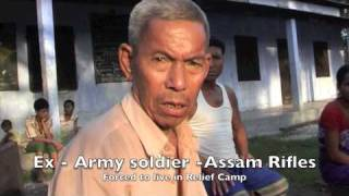 Hindus forced to live in Relief Camps in their own country, Udalguri, Assam