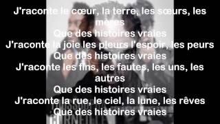 YOUSSOUPHA feat CORNEILLE - Histoire Vraie (avec paroles)