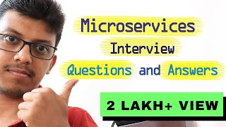 Microservices interview question and answers   Architecture design and Best practices