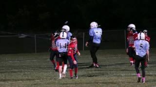 Gamber Mustangs 2015 MVYFL Champions Highlight Reel (8th Grade)