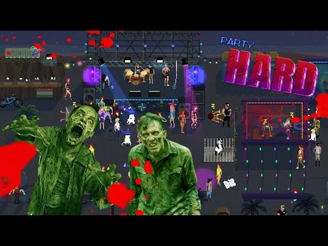 [EP.4]Party Hard   ถล่มปาร์ตี้ด้วยซอมบี้ zbing z.