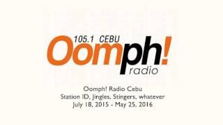 Oomph! Radio station ID, jingles stingers, etc. 2015