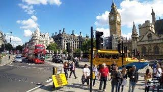 London Stadtrundfahrt Teil 2 England City of London Tour Part 2 Londres City Tour Partie 2