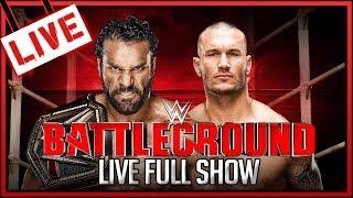 WWE Battleground 2017 Live Full Show July 23rd 2017 Live Reactions