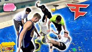 EXTREME Musical Chairs - FaZe House Challenge