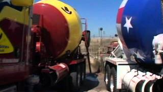 totally trucks / Cement Mixer ABC Song