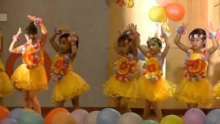 Mei Mei Hawaii Dance (Tadika Twinkle Star Annual Consert 2015)