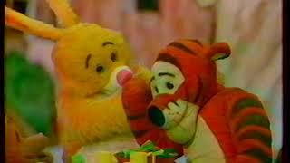 Winnie l'ourson - Il est l'heure de dormir pour Tigrou - Vincent Perrot - Le Disney Channel