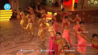 Sharmila Mandre Amazing Dance Performance in SIIMA 2014 Awards