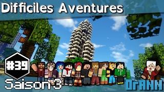 Minecraft Difficiles Aventures S3 #39 : La Re-Fin !
