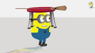 Minions Mini Movies 2016- Film completo Italiano Cartoni Animati