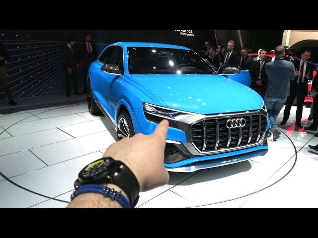 The Audi Q8 Might Be The BEST SUV Of All Time!