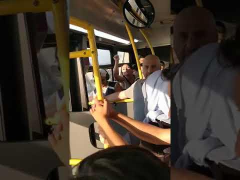 Xxx Mp4 Caught On Video Woman S ICE Rant At Muslim Passenger On Staten Island Bus 3gp Sex