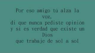 Fiesta Pagana-Mägo de Oz (con lyrics-letra)