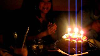 Happy Birthday Tori (Brown Sugar 2010)