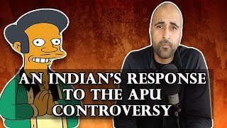 An Indian's Response to The Simpsons Apu Controversy